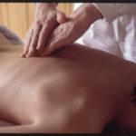 Rueckenmassage