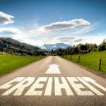 Schild 401 – Freiheit